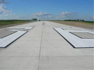Concrete Runway